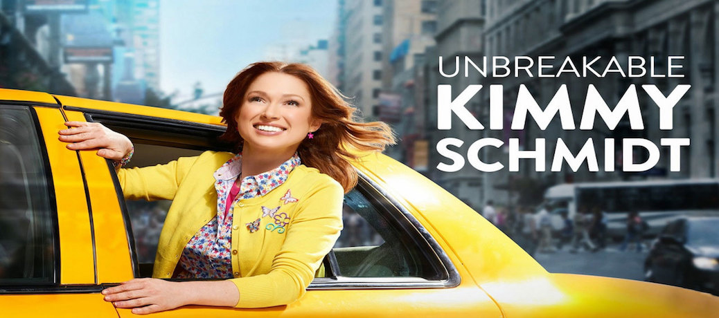 UNBREAKABLE KIMMY SCHMIDT SEASON 1-2
