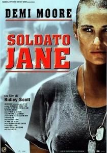 Soldato Jane-locandina